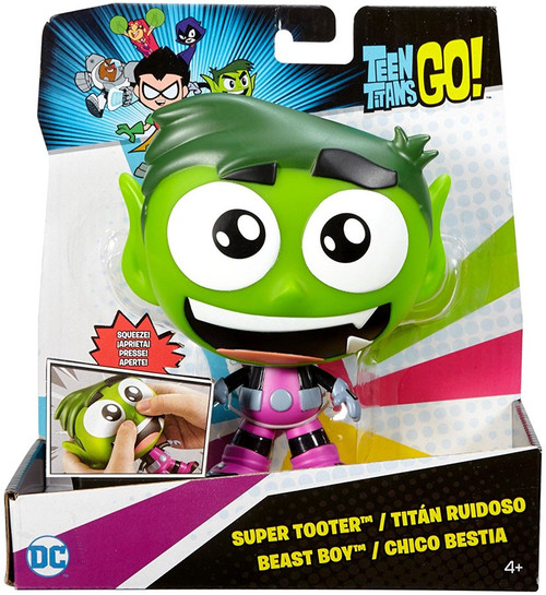 Teen Titans Go! Super Tooter Beast Boy Woopie Cushion 6-Inch Figure