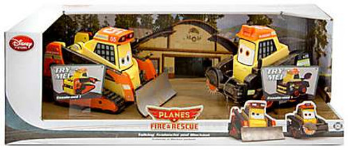 Disney Planes Fire & Rescue Avalanche & Blackout Exclusive Vehicle 2-Pack [Damaged Package]