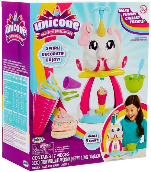 Unicone Rainbow Swirl Maker Play Set