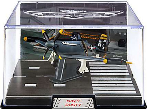 Disney Planes Navy Dusty Exclusive Diecast Vehicle [Gray, Loose]
