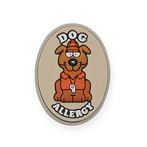 AllerMates Dog Allergy Alert Charm [Coach]