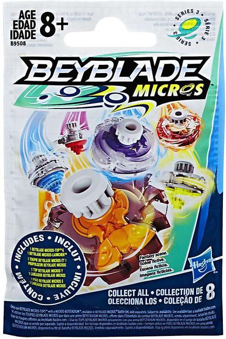 Beyblade Burst Beyblade Micros Series 3 Mystery Pack