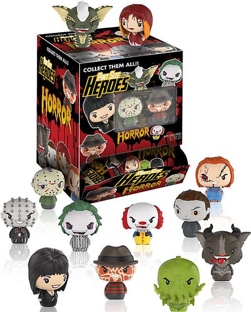 Funko Pint Size Heroes Horror Mystery Box [24 Packs]