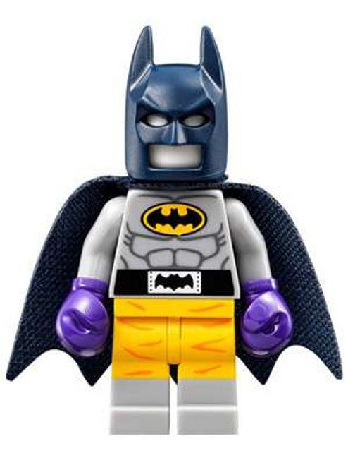 DC LEGO Batman Movie Batman Raging Suit Minifigure [Loose]