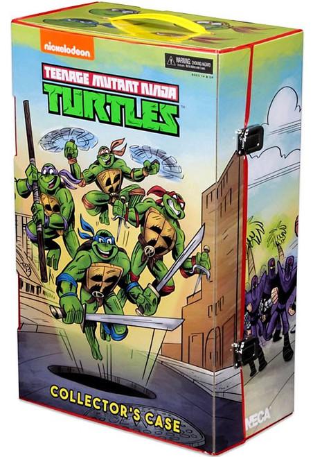 NECA Teenage Mutant Ninja Turtles 30th Anniversary Exclusive Action Figure 8-Pack Box Set