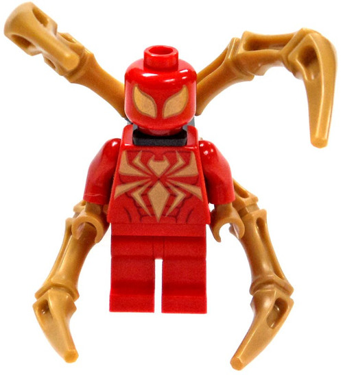 LEGO Marvel Iron Spider Minifigure [Loose]