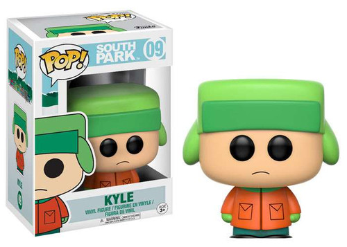 Funko South Park POP! TV Kyle Vinyl Figure #09