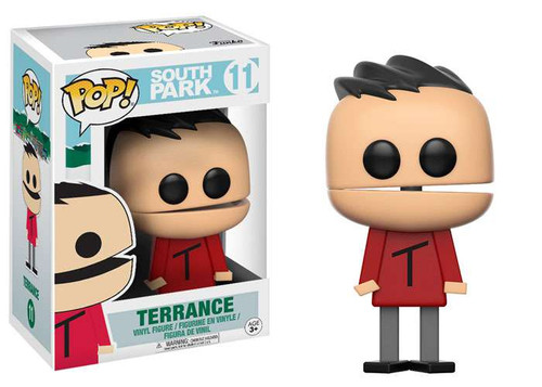 Funko South Park POP! TV Terrance Vinyl Figure #11 [No Flag, Regular Version]