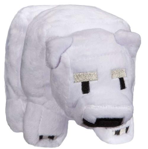 Minecraft Small Baby Polar Bear 4.5-Inch Plush