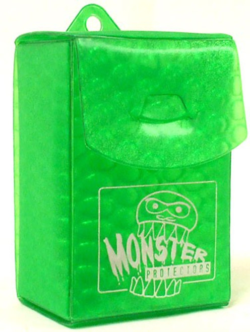 Monster Protectors Green Deck Box Deck Box