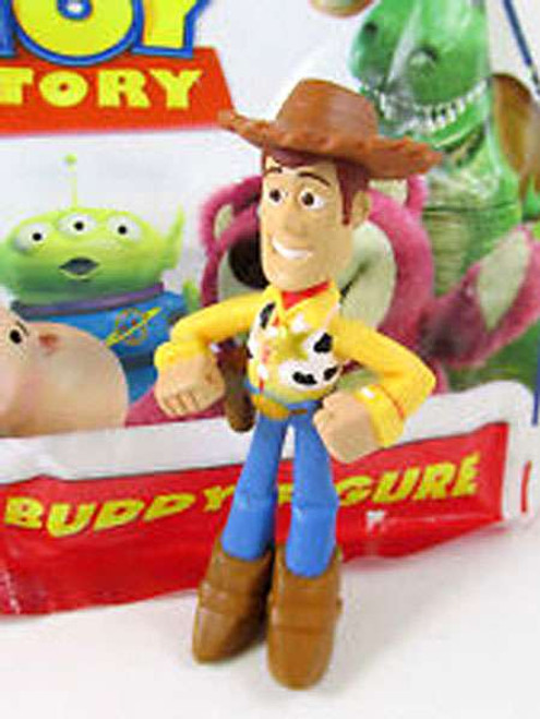 Toy Story 3 Buddy Figure Woody