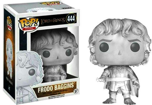 Funko Lord of the Rings POP! Movies Frodo Exclusive Vinyl Figure #444 [Invisible]