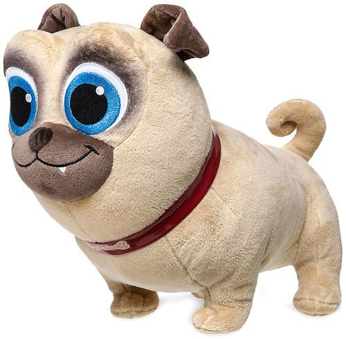Disney Junior Puppy Dog Pals Rolly Exclusive 12-Inch Medium Plush