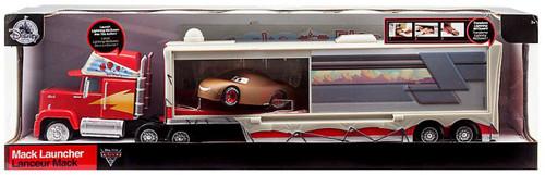 "Disney / Pixar Cars Cars 3 Mack ""Jocko Flocko"" Launcher Exclusive Playset"