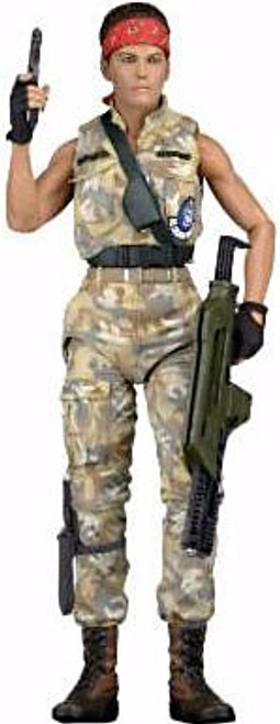 NECA Aliens Series 12 Private Jenette Vasquez Action Figure [BDUs]