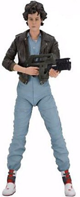 NECA Aliens Series 12 Lt. Ellen Ripley Action Figure [Bomber Jacket]
