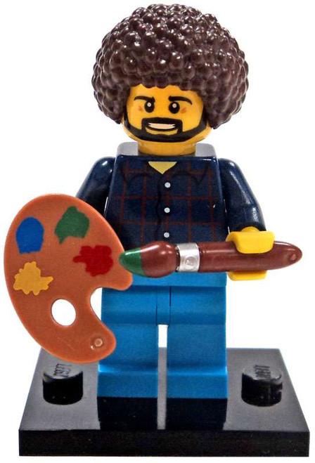 LEGO Art Enthusiast Minifigure [Loose]