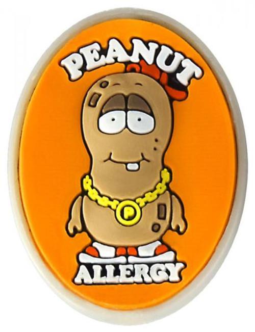 AllerMates Peanut Allergy Alert Charm [P. Nutty]
