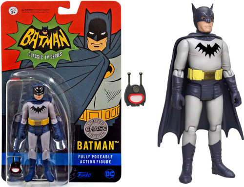 Funko Batman 1966 TV Series DC Heroes Batman Action Figure [Limited Edition, Chase Version]