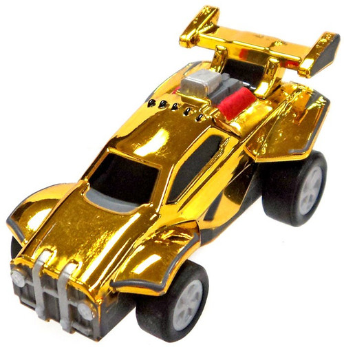Rocket League Pullback Racer Octane Mini Car [Gold WIth Code]