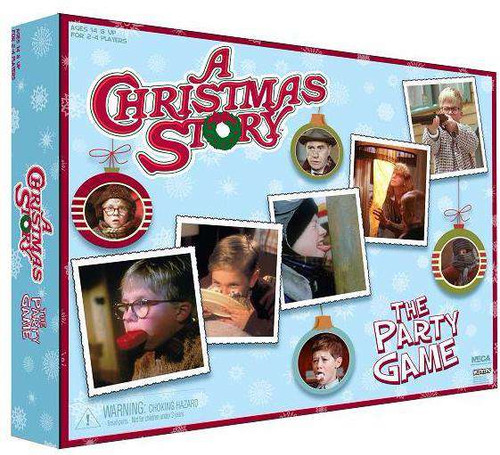 NECA A Christmas Story Wizkids Party Game Board Game