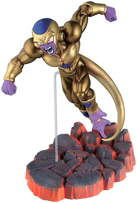 Dragon Ball Super Big Budoukai Golden Frieza 3.2-Inch Collectible PVC Figure