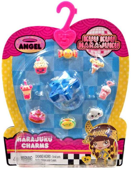 Kuu Kuu Harajuku Donut Angel Charms