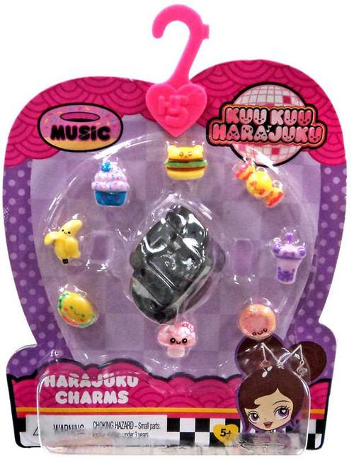 Kuu Kuu Harajuku Donut Music Charms