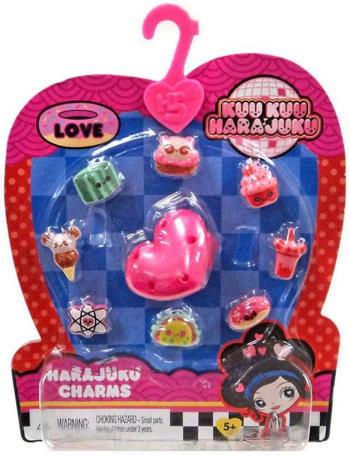 Kuu Kuu Harajuku Donut Love Charms