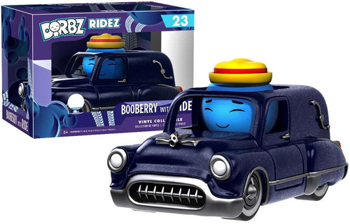 Funko General Mills Dorbz Ridez Booberry with Ride Exclusive Vinyl Collectible #23
