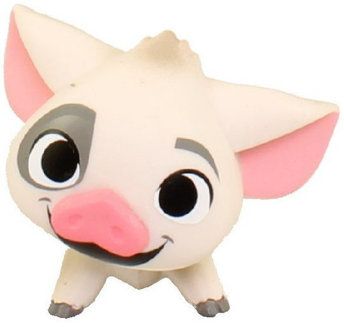 Funko Moana Series 1 Pua the Pig 1.5-Inch 1/12 Mystery Minifigure [Standing Loose]