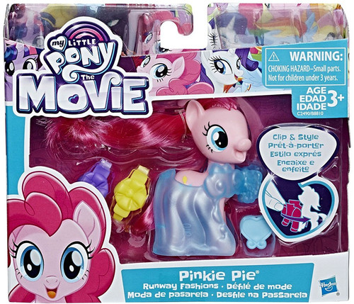 My Little Pony The Movie Runway Fashions Pinkie Pie Figure