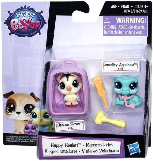 Littlest Pet Shop Happy Healers Figure 2-Pack