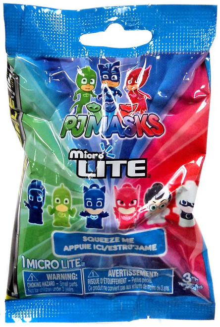 Disney Junior Micro Lites PJ Masks Micro Lite Mystery Pack