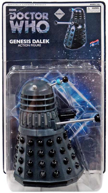 Doctor Who Genesis Dalek Action Figure