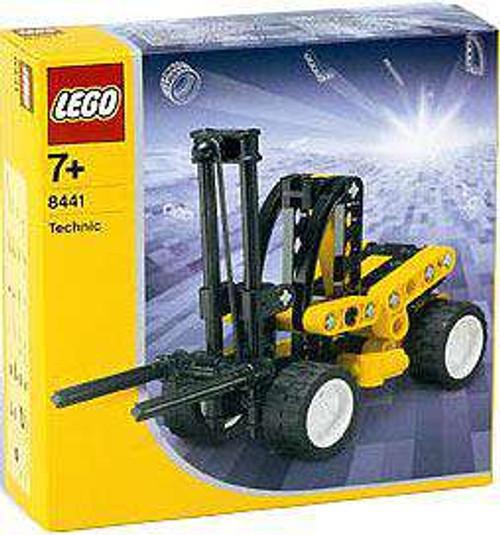 LEGO Technic Fork Lift Truck Set #8441 [Damaged Package]