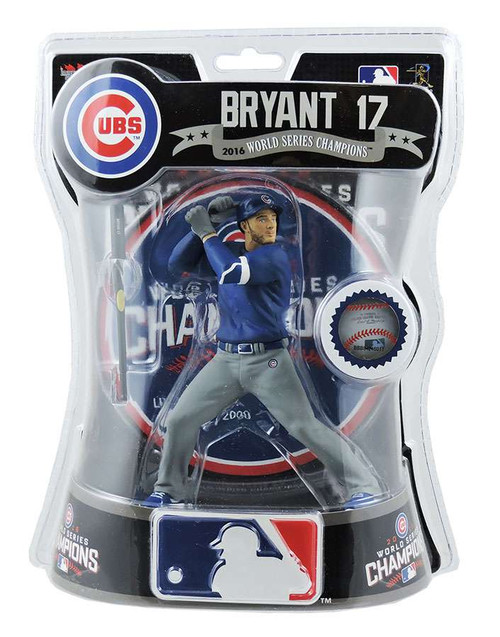 MLB USA Limited Edition 2017 Kris Bryant Action Figure [Chicago Cubs]