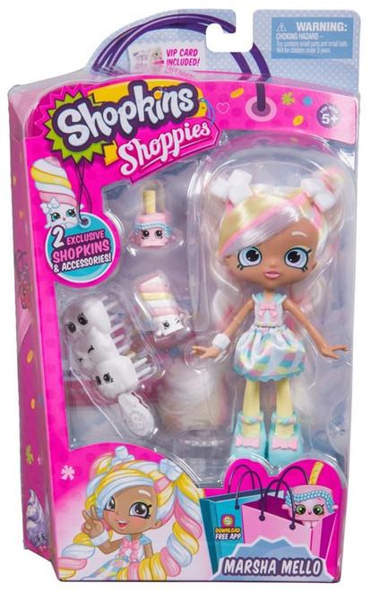 Shopkins Shoppies Season 3 Marsha Mello Doll Figure