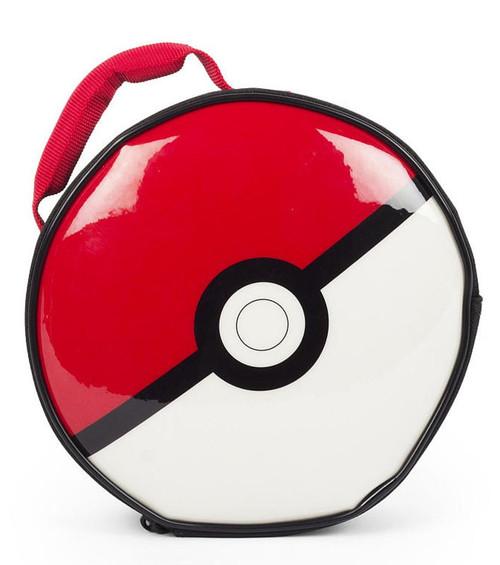 Pokemon Pokeball Lunch Bag