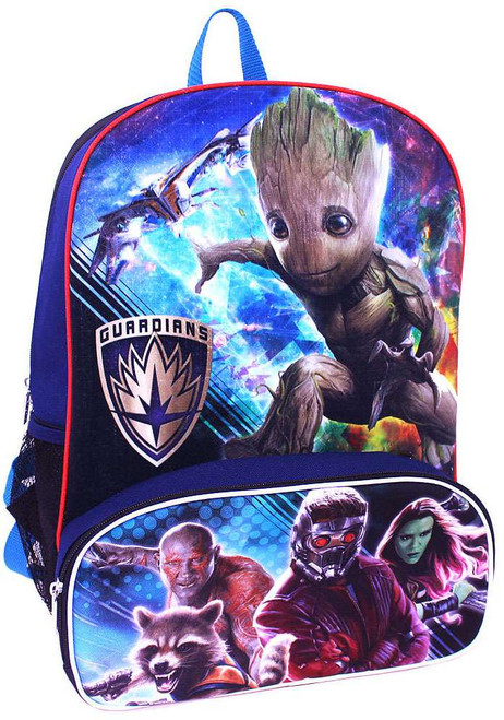 Marvel Guardians of the Galaxy Vol.2 16-Inch Backpack