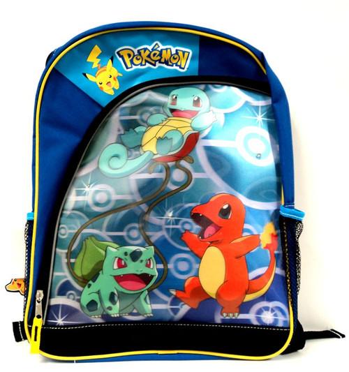 Pokemon 3D Light-Up Backpack