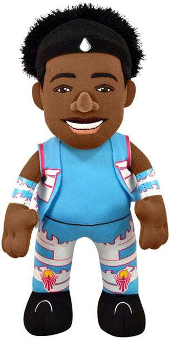 WWE Wrestling XAVIER WOODS Exclusive 10-Inch Plush [New Day]