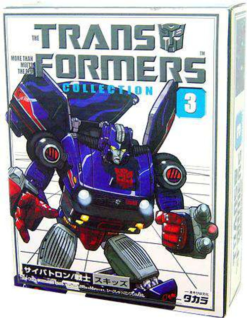 Transformers Japanese Collector's Series Skids Action Figure #3 [Damaged Package]