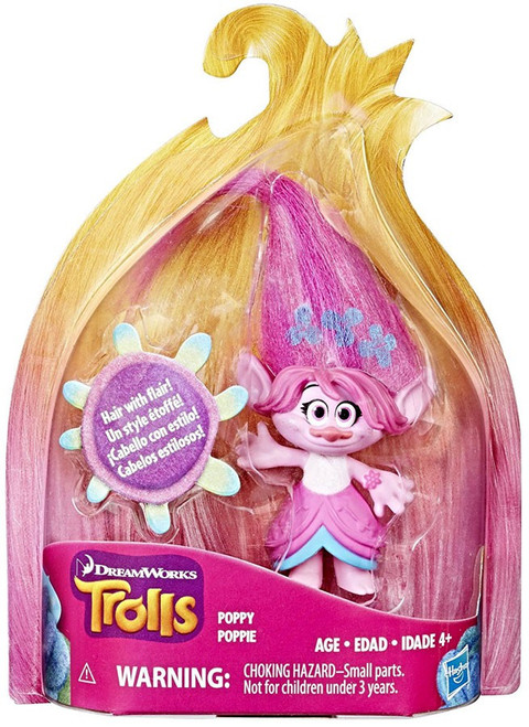 Trolls Poppy Action Figure