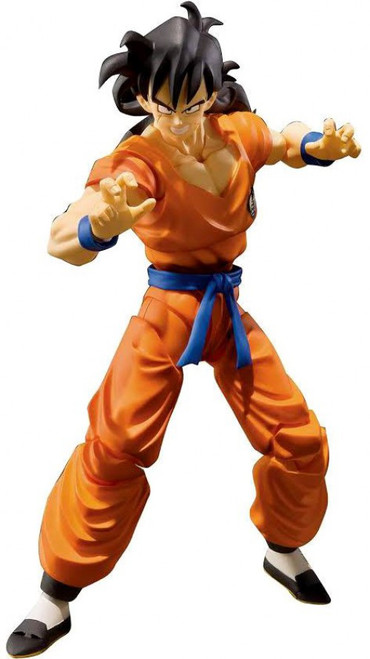 Dragon Ball S.H. Figuarts Yamcha with Saibaiman Action Figure
