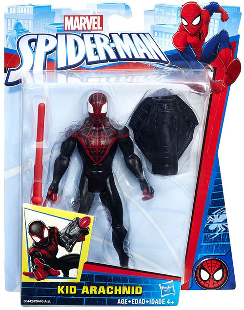 Marvel Spider-Man Kid Arachnid Action Figure