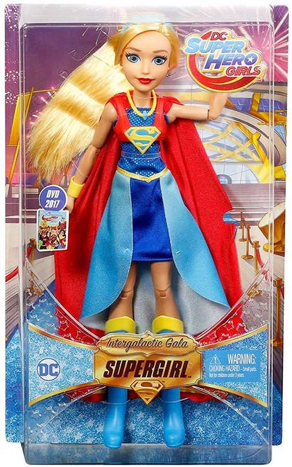 DC Super Hero Girls Intergalactic Gala Supergirl 12-Inch Deluxe Doll