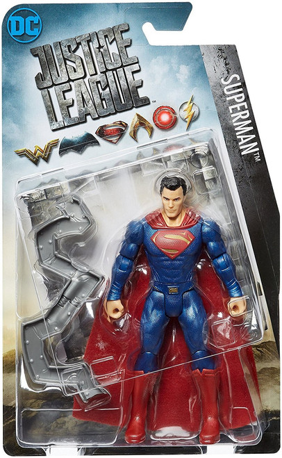 DC Justice League Movie Superman Action Figure