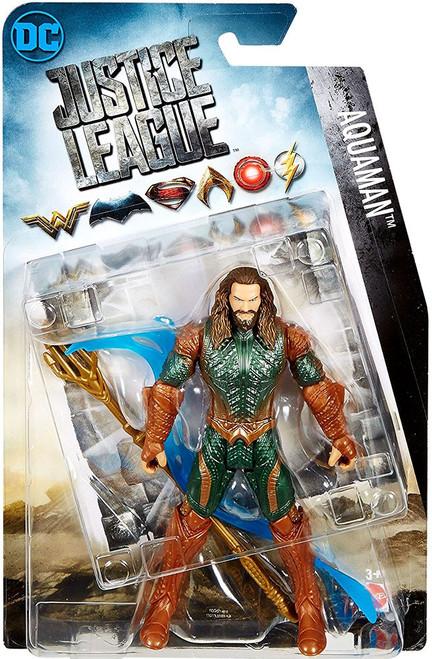 DC Justice League Movie Aquaman Action Figure