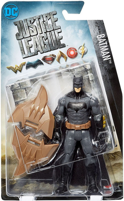 DC Justice League Movie Batman Action Figure